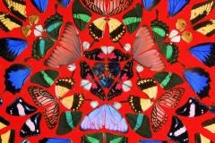 A Beautiful Thing - Damien Hirst 2003 (detail)
