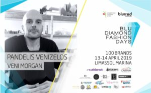 Pandelis Venizelos – Veni Morgan at Blu Diamond Fashion Days!
